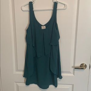 Pins And Needles flowy tank /tunic